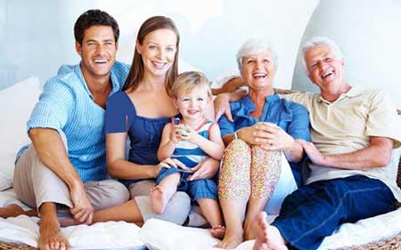 محدود کردن ارتباط با خانواده همس